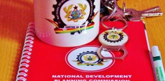 National Development Planning Commission (NDPC)