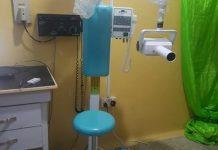The digital dental x-ray machine donated by Vivo Energy Ghana to the New...