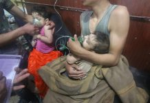 Ghouta chemical attack