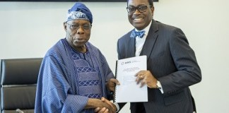 Former President of Nigeria, Olusegun Obasanjo