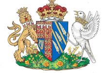 Duchess of Sussex designs new coat of arms