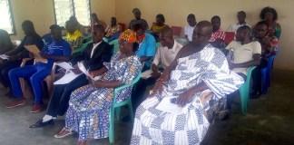 Banda District Assembly Meeting
