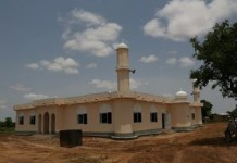 mosque for UDS