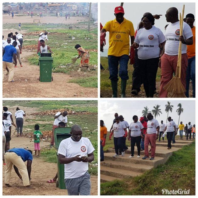 Clean Elmina