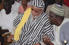 Rawlings and Bagbin