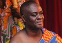 Osagyefo Oseadeyo Agyemang Badu II, the Paramount Chief of Dormaa Traditional Area