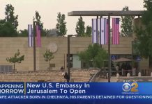 U.S. embassy in Jerusalem