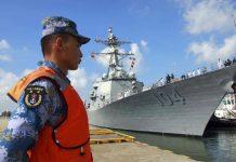 Militarizing South China Sea