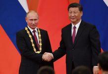 Xi and Putin