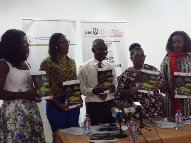 Gender Centre for Empowering Development (GenCED)