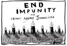 Journalist injustice