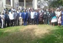 West African researchers