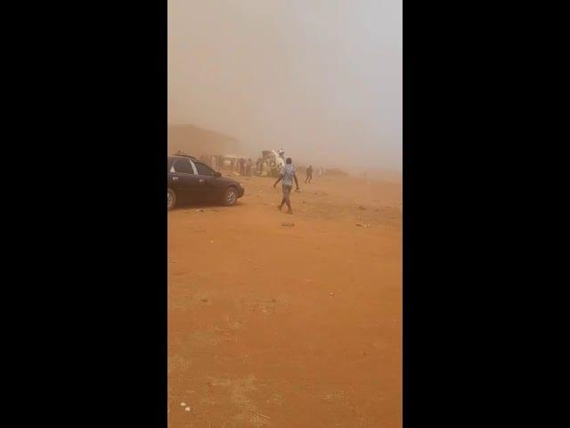 Nigerian VP survives helicopter crash