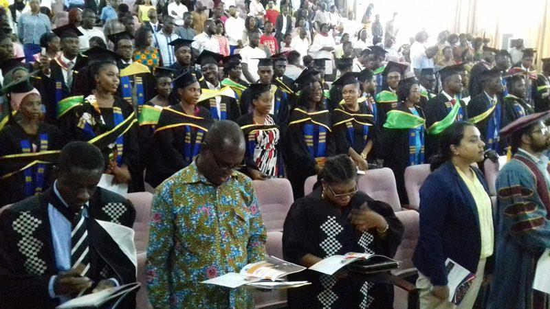 Bluecrest Graduation