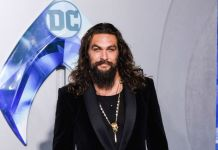 Jason Momoa's private plan was forced to make an emergency landing (FilmMagic)