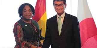 Ghana And Russia