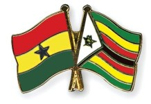Ghana Zimbabwe