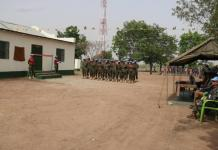 Ghanaian Peacekeepers In South Sudan
