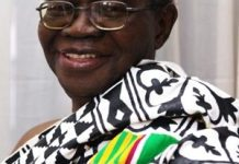 Professor Joseph Hansen Kwabena Nketia