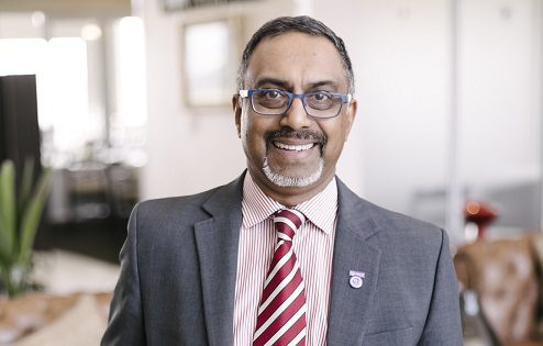 TC Chetty- RICS Country Manager for South Africa.