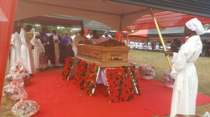 Chief Funeral