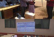 Gub Katimali Society Gks Donation