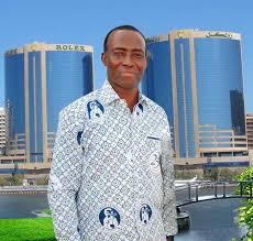 Mr Solomon Tettey Appiah