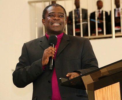 Reverend Dr K O Frimpong