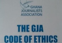 Ghana Journalists Association (GJA)