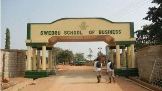Swedru School of Business (SWESBU)