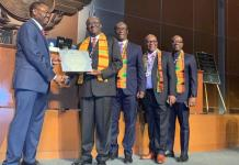awards in Aviation Safety and Security