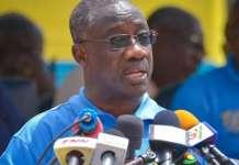 Mr Kofi Nti