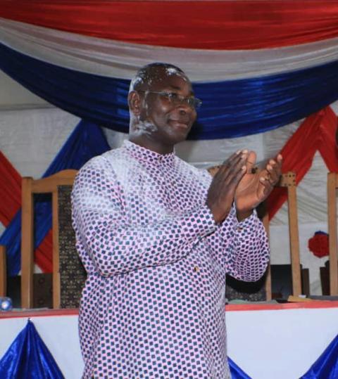 Mr Lawrence Kwami Aziale