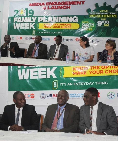 week family planning