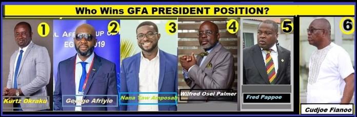who wins GFA prexz