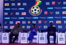 GFA Presidential debate