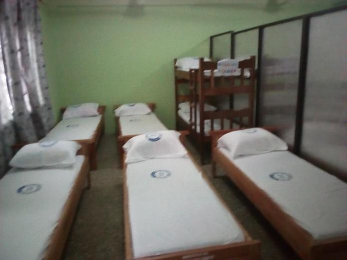Keta School - Clinic