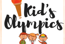 Kids Olympics day-