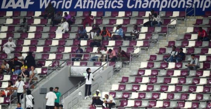 doha 2019 empty seats