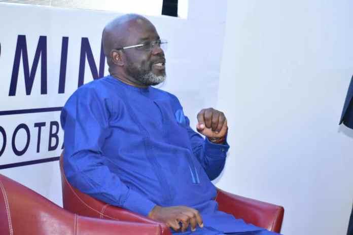 Wilfred Kwaku Osei (Palmer)