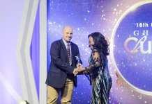 Newmont Goldcorp's Ahafo mine award