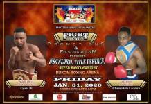 Second Edition Of Bukom Fist Of Fury Boxing League
