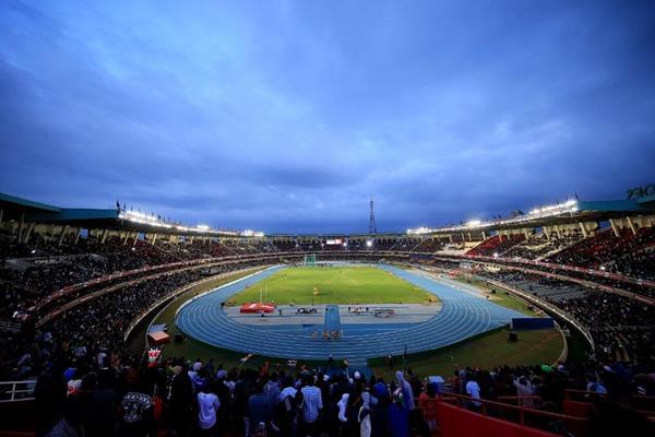 World U-20 Athletics Championships