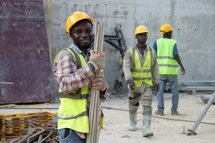 Pullman Construction Photo