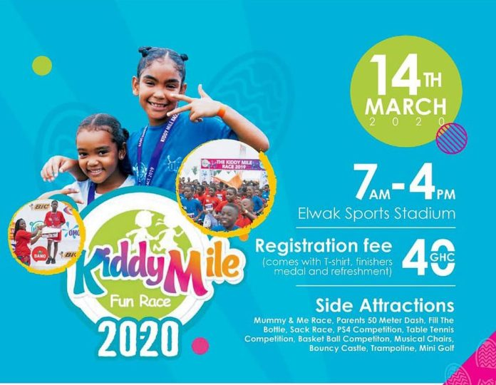 Accra Kiddy Mile Races‎ 2020