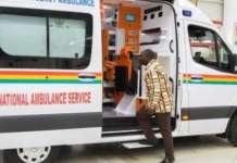 Ambulance inauguration