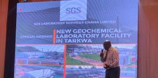 New SGS Lab