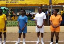 Ghanaians Sports Women