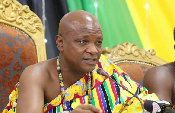 Togbe Afede Xiv President Of National House Of Chiefs