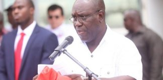 Dr Anthony Yaw Baah Secretary General Of The Trades Union Congress
